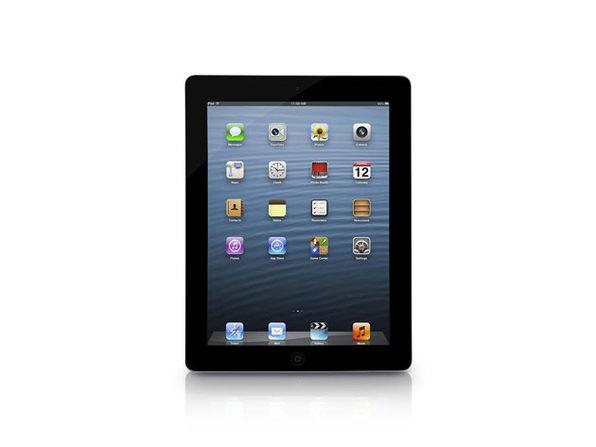"""Apple iPad 3 9.7"""" 64GB WiFi Black (Refurbished)"""