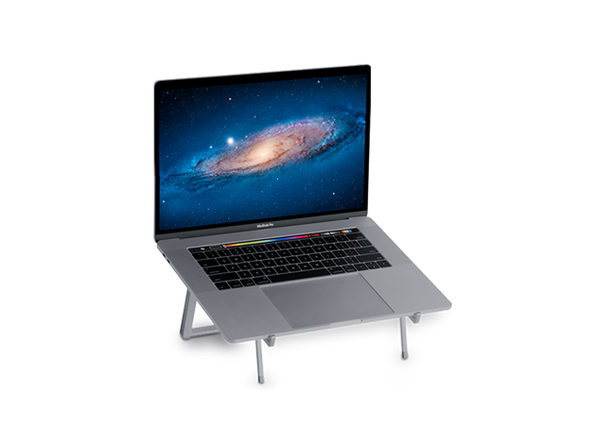mBar Pro Foldable Laptop Stand (Space Gray)