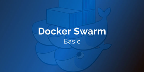 Docker Swarm Basics - Product Image