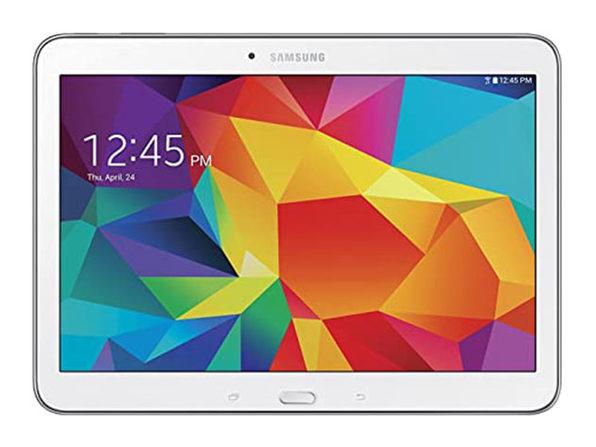 """Samsung Galaxy Tab 4, 10.1"""" 16GB - White (Refurbished: Wi-Fi Only)"""