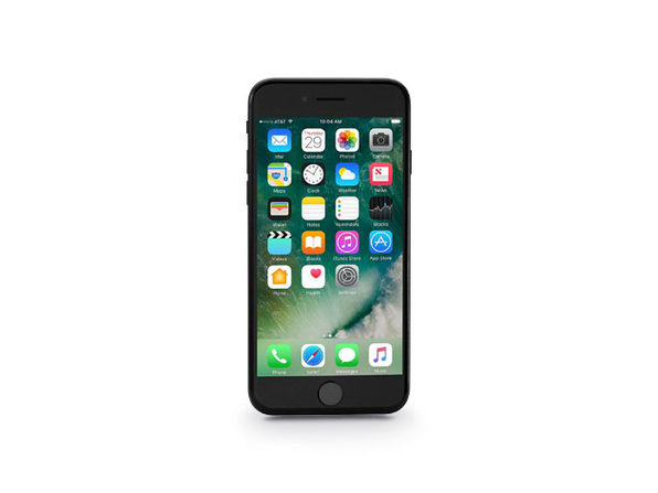 "Apple iPhone 7 4.7"" 128GB GSM Unlocked Black (Certified Refurbished)"