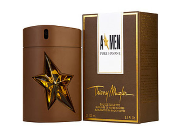 ANGEL MEN PURE HAVANE by Thierry Mugler EDT SPRAY 3.4 OZ (LIMITED EDITION) (P... - Product Image