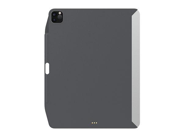 "CoverBuddy Case for iPad Pro 12.9"" 2020 (Dark Gray)"
