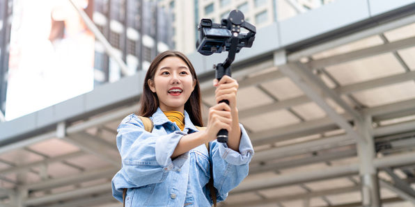 Vlogging: Learn YouTube Secrets to Become a Success - Product Image