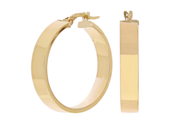 Christian Van Sant Italian 14k Yellow Gold Earrings - CVE9LSX