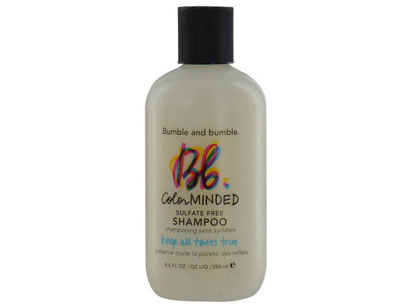BUMBLE AND BUMBLE by Bumble and Bumble COLOR MINDED SHAMPOO-SULFATE FREE 8.5 OZ for UNISEX ---(Package Of 3) - Product Image
