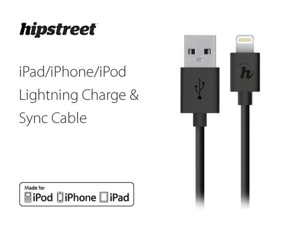 MiFi Certified Lightning Cable (US) - Product Image