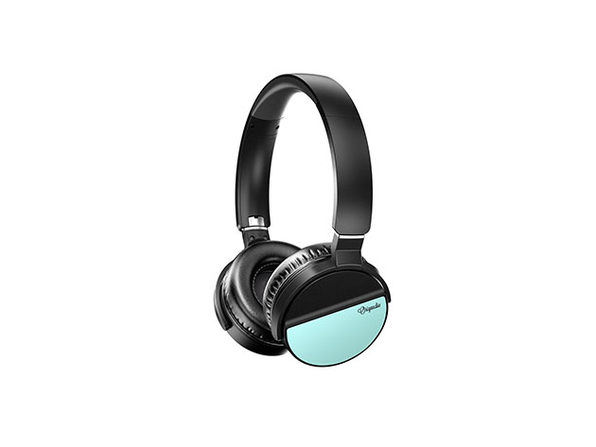 LUNATUNE Wireless Headphones - Turquoise - Product Image