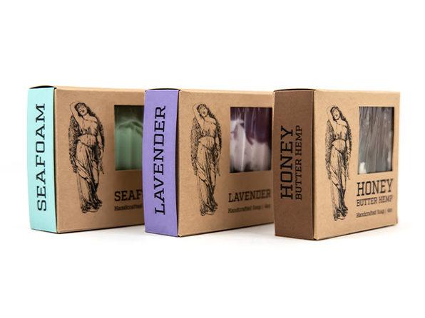DayDream Goat Milk Soap Gift Set: 3 Pack