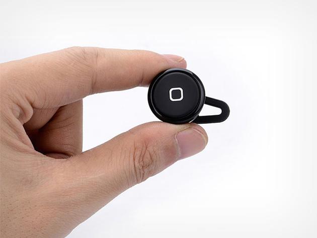 in ear bluetooth headset stacksocial. Black Bedroom Furniture Sets. Home Design Ideas