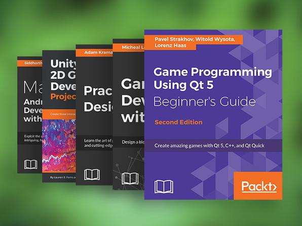 The Complete Game Developer eBook Bundle