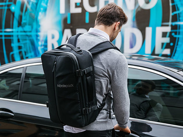 Nördepack: Versatile Work & Travel Bag (Combo Pack)