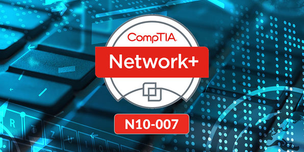 CompTIA Network+ N10-007 Exam Prep - Product Image