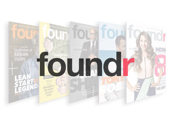 Foundr Digital Magazine: Lifetime Subscription