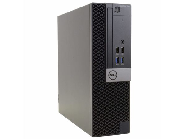 Dell Optiplex 7040 Desktop PC, 3.2GHz Intel i5 Quad Core Gen 6, 8GB RAM, 240GB SSD, Windows 10 Professional 64Bit (Renewed)