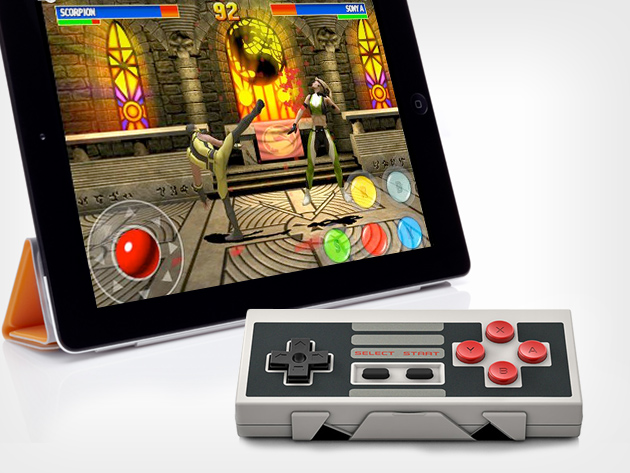 The NES30 Bluetooth Controller: A Gaming Classic, Reinvented | Pocketnow Deals