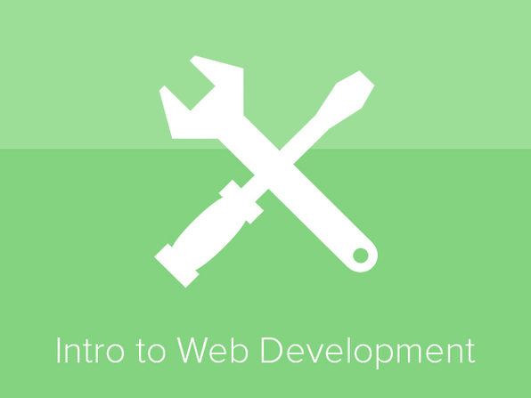 Introduction to Web Development Course - Product Image