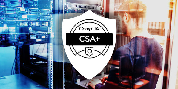 CompTIA CSA+ (Cyber Security Analyst) - Product Image