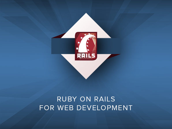 Ruby on Rails for Web Development - Product Image