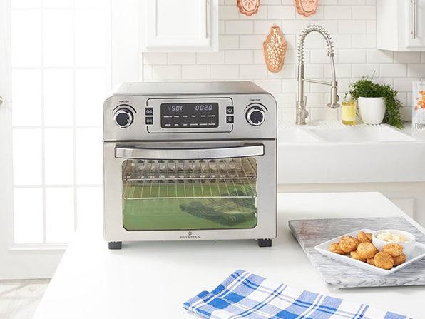 Paula Deen 24QT Air Fryer Oven & Rotisserie