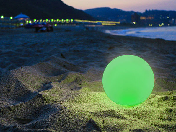 MOGICS Coconut: Portable Waterproof Light (Multicolor)