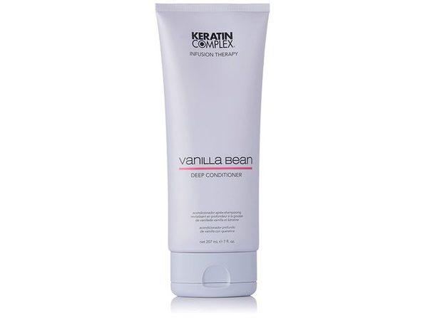 Keratin Complex 46212 Vanilla Bean Conditioner, 7 Fluid Ounce - White