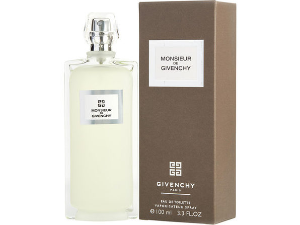 MONSIEUR GIVENCHY by Givenchy EDT SPRAY 3.3 OZ (NEW PACKAGING) for MEN ---(Package Of 5) - Product Image