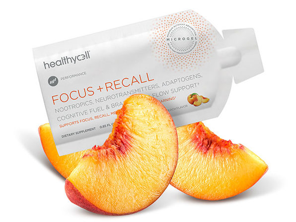 Healthycell® Focus+Recall Liquid Gel