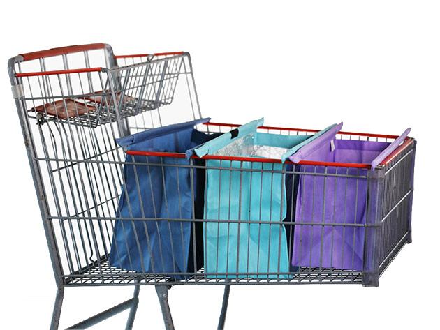 Sams Credit Login >> Club Cart Lotus Trolley Bag: 3-Pack | Joyus