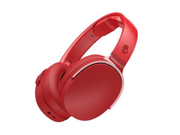 Skullcandy Hesh® 3 Wireless Over-Ear Headphones (Red)