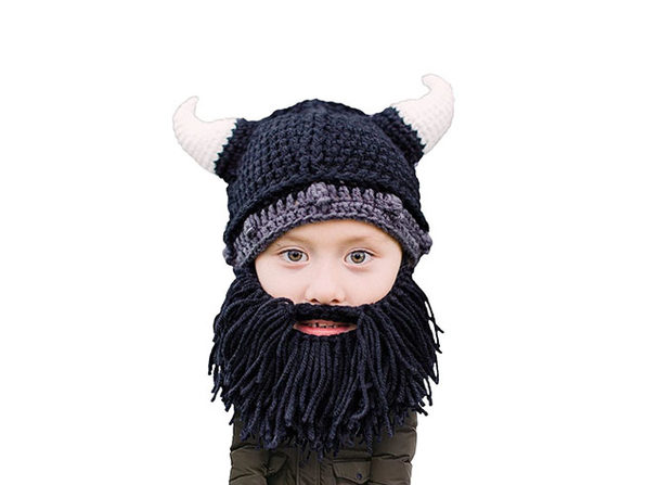Beard Head® The First Ever Bearded Headwear: Kid Viking