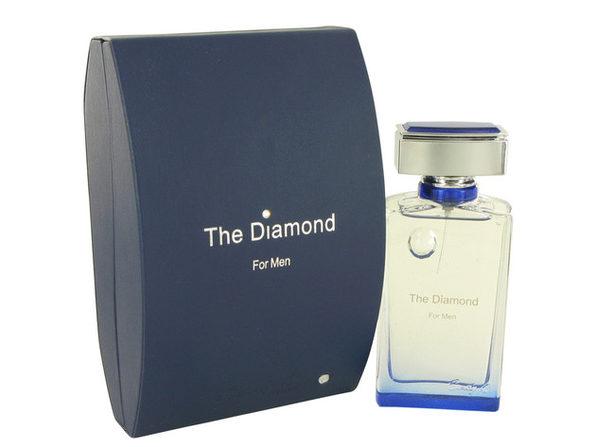 3 Pack The Diamond by Cindy C. Eau De Parfum Spray 3.4 oz for Men