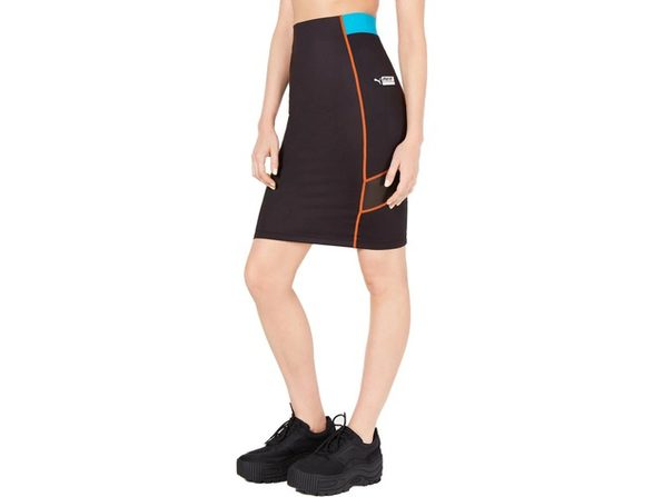 Puma Women's Trail Blazer Skirt Black Size Small