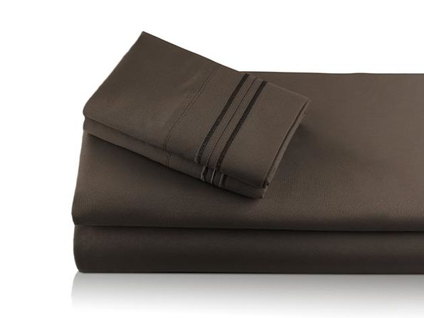 Bali Bamboo Luxury 6-Piece Chocolate Sheet Set