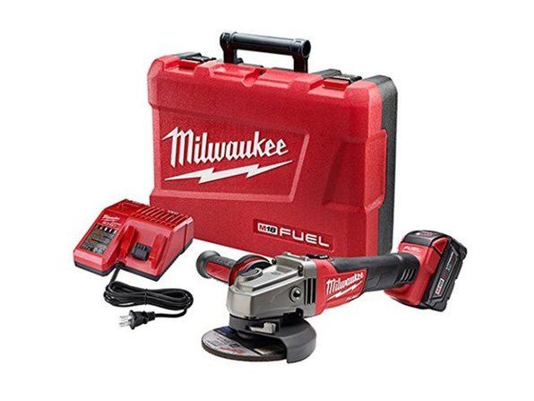 """Milwaukee 2781-21 M18 Fuel 4-1/2""""/5"""" Slide, 1 Bat Kit - Product Image"""
