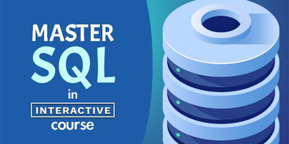 An Interactive SQL Tutorial for Beginners: Introduction to SQL - Product Image