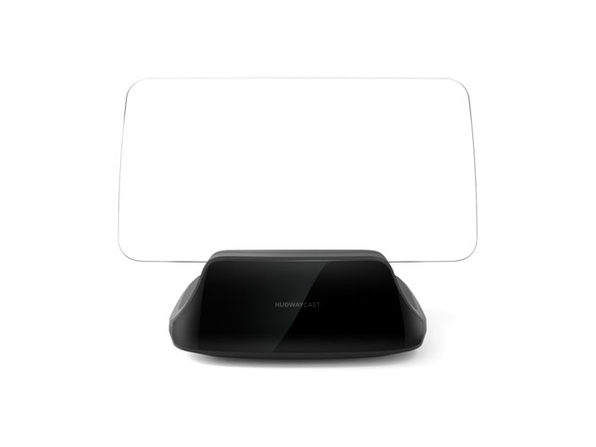 Hudway Cast Dashboard Heads-up Display