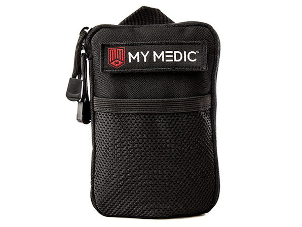 The Solo: First Aid Kit (Black)