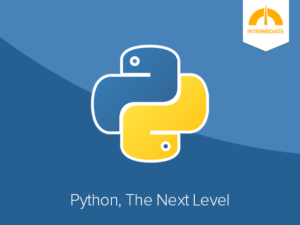 Intermediate Python Course - Product Image