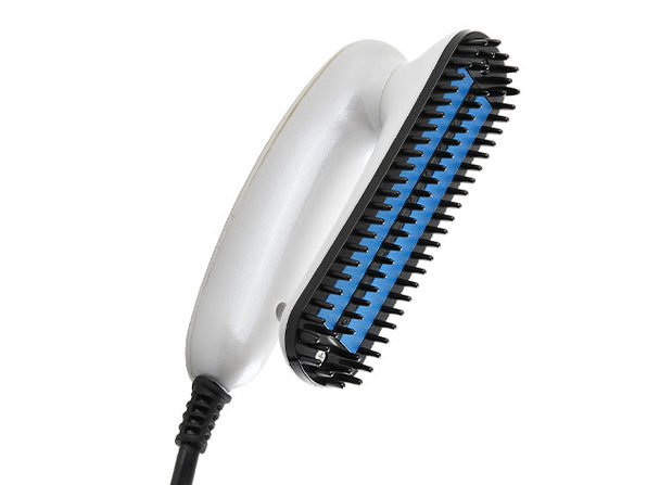 2-in-1 Heated Hair & Beard Straightener