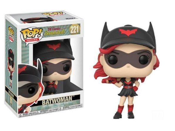 Funko Pop! DC Comics Bombshells Batwoman Vinyl Figure #221