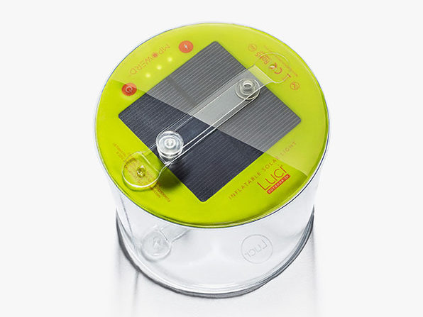 Luci Outdoor 2.0: Inflatable Solar Lights (2-Pack)