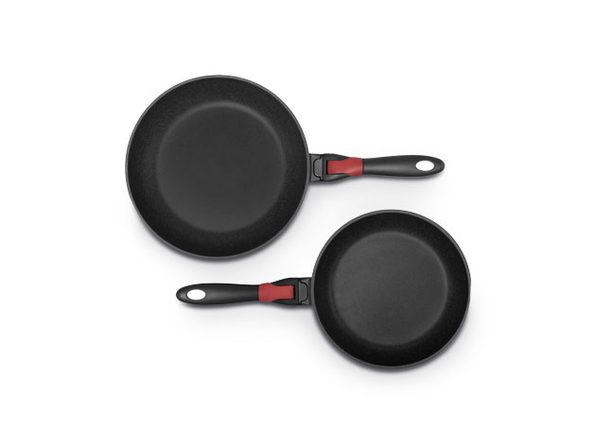 Ausker 2-Piece Frying Pan Set
