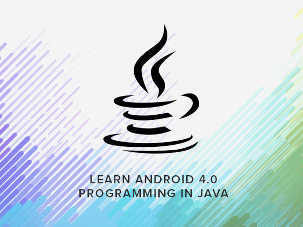 Learn Android 4.0 Programming in Java - Product Image