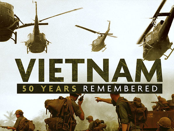 Vietnam: 50 Years Remembered - Product Image