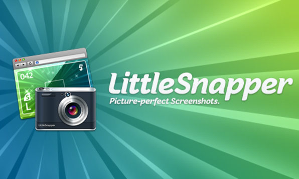 LittleSnapper - Product Image
