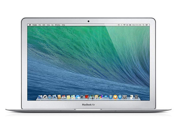 "Apple MacBook Air 13.3"" Core i5, 4GB RAM 256GB SSD - Silver (Refurbished)"
