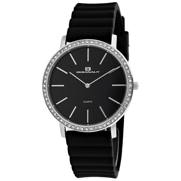 Oceanaut Women's Black Dial Watch - OC0261