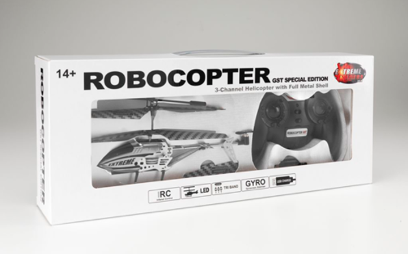 Fly High With An iOS Controlled Helicopter | Cult of Mac Deals
