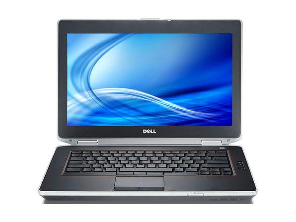 "Dell Latitude E6420 14"" Laptop, 2.5GHz Intel i7 Dual Core Gen 2, 2GB RAM, 250GB SATA HD, Windows 10 Home 64 Bit (Refurbished Grade B)"